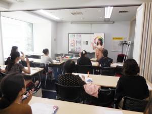 ICD国際カラーデザイン協会認証パーソナルカラーレッスン 麹町教室