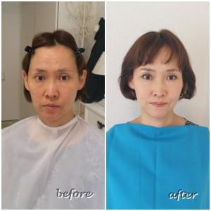 劇的before & after 東京・青山 サロン・ド・ルミエール