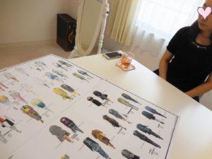東京・青山、千葉のパーソナルカラー診断・骨格スタイル診断・メイクアップレッスンならサロン・ド・ルミエール