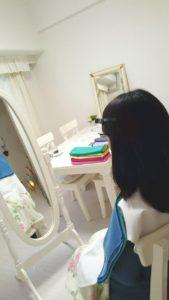 東京・青山 パーソナルカラー診断&メイクアップレッスン。骨格スタイル診断