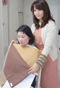 東京・青山、千葉のパーソナルカラー診断&骨格スタイル診断、メイクアップレッスンならサロン・ド・ルミエール