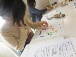 東京・青山のパーソナルカラー&メイクアップスクールならサロン・ド・ルミエール パーソナルカラーアナリスト養成講座