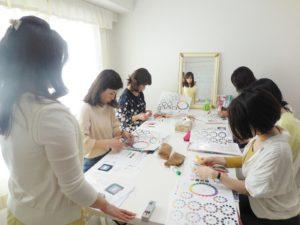 東京、青山のパーソナルカラースクール サロン・ド・ルミエール パーソナルカラーアナリスト養成講座ベーシックコース