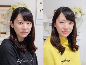 東京・青山のパーソナルカラー&骨格スタイル診断、メイクアップレッスンのサロン・ド・ルミエール