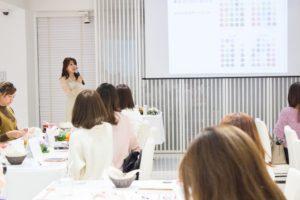 海保麻里子監修☆パーソナル バイ ヴィーナスアイズ発表イベント