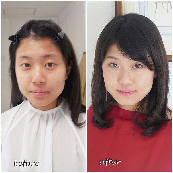 サロン・ド・ルミエール 劇的before & after