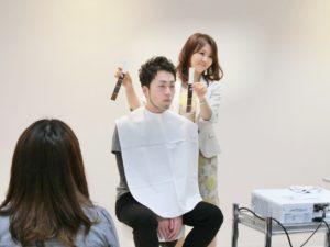 海保麻里子 似合うヘアカラーの選び方セミナー