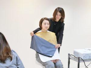 海保麻里子 似合うヘアカラーの選び方 パーソナルカラーセミナー