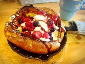 GRIGLIA cafe & gril パンケーキ