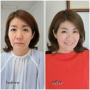 東京・青山のパーソナルカラー診断&フルメイクアップレッスン、骨格スタイル診断ならサロン・ド・ルミール