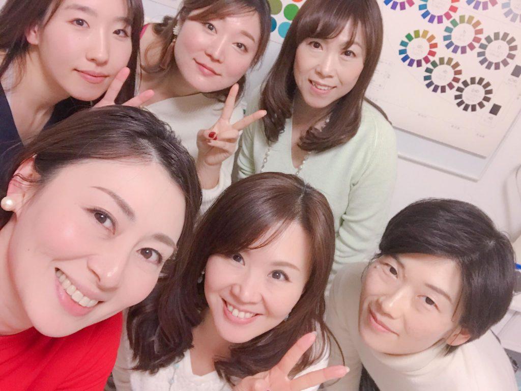 東京・青山のカラースクール。パーソナルカラーを学ぶなら信頼ある実績のサロン・ド・ルミエール