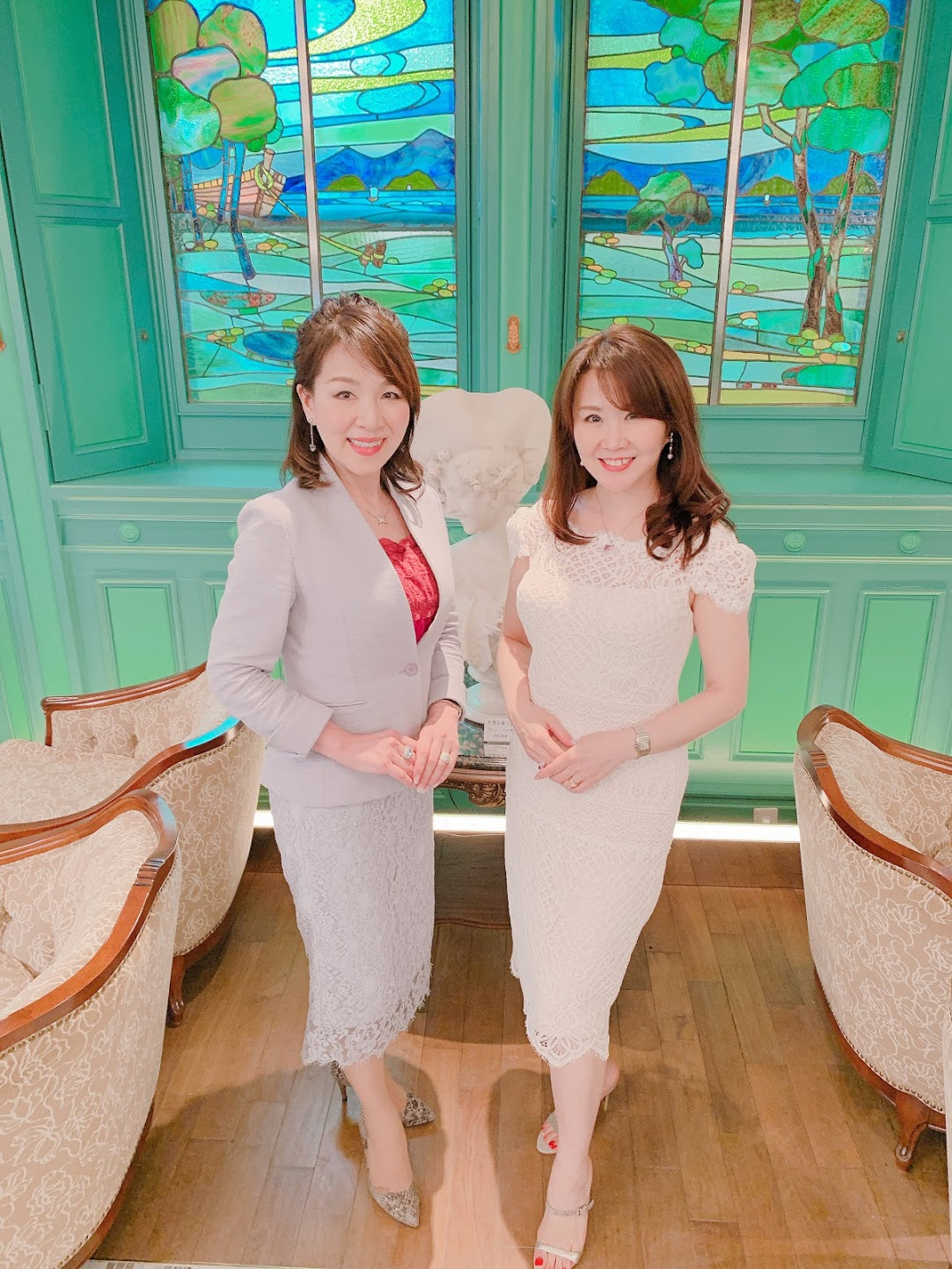 モーブッサン パーソナルカラーイベント イン京都 長楽館 海保麻里子