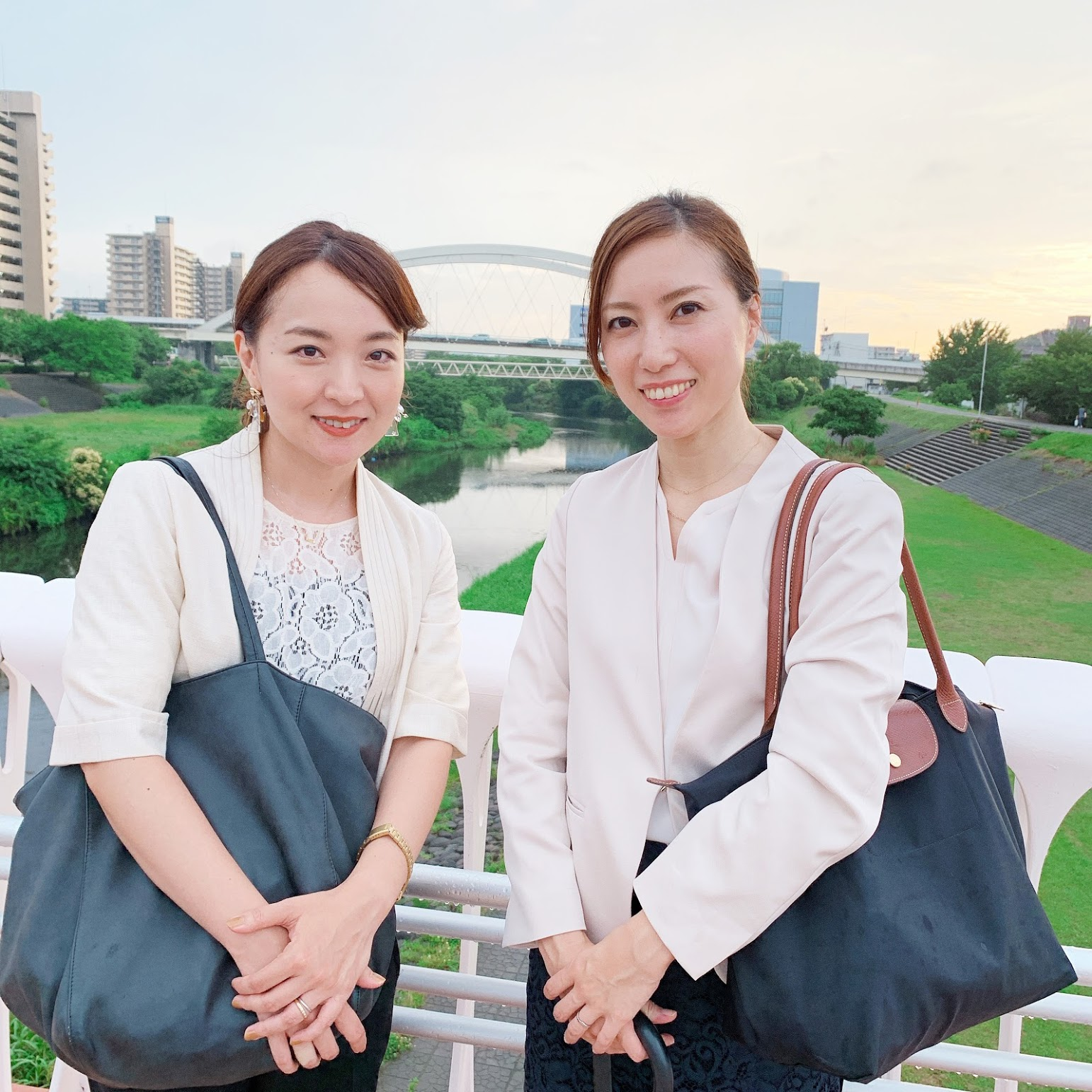 ららぽーと横浜パーソナルカラー診断イベント byパーソナルビューティーカラー研究所 サロン・ド・ルミエール