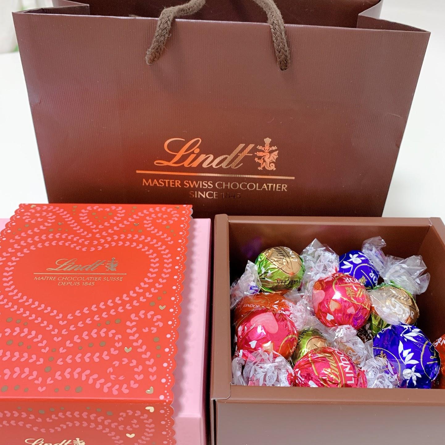 リンツ チョコレート大好き