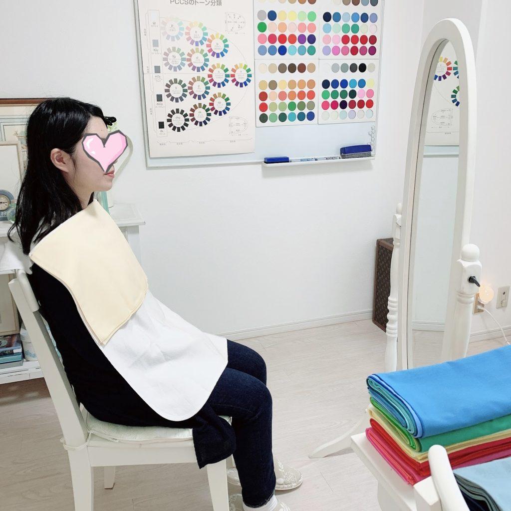 口コミで人気!東京・青山のパーソナルカラー診断、メイクレッスン、骨格診断、顔診断なら海保麻里子のサロン・ド・ルミエール