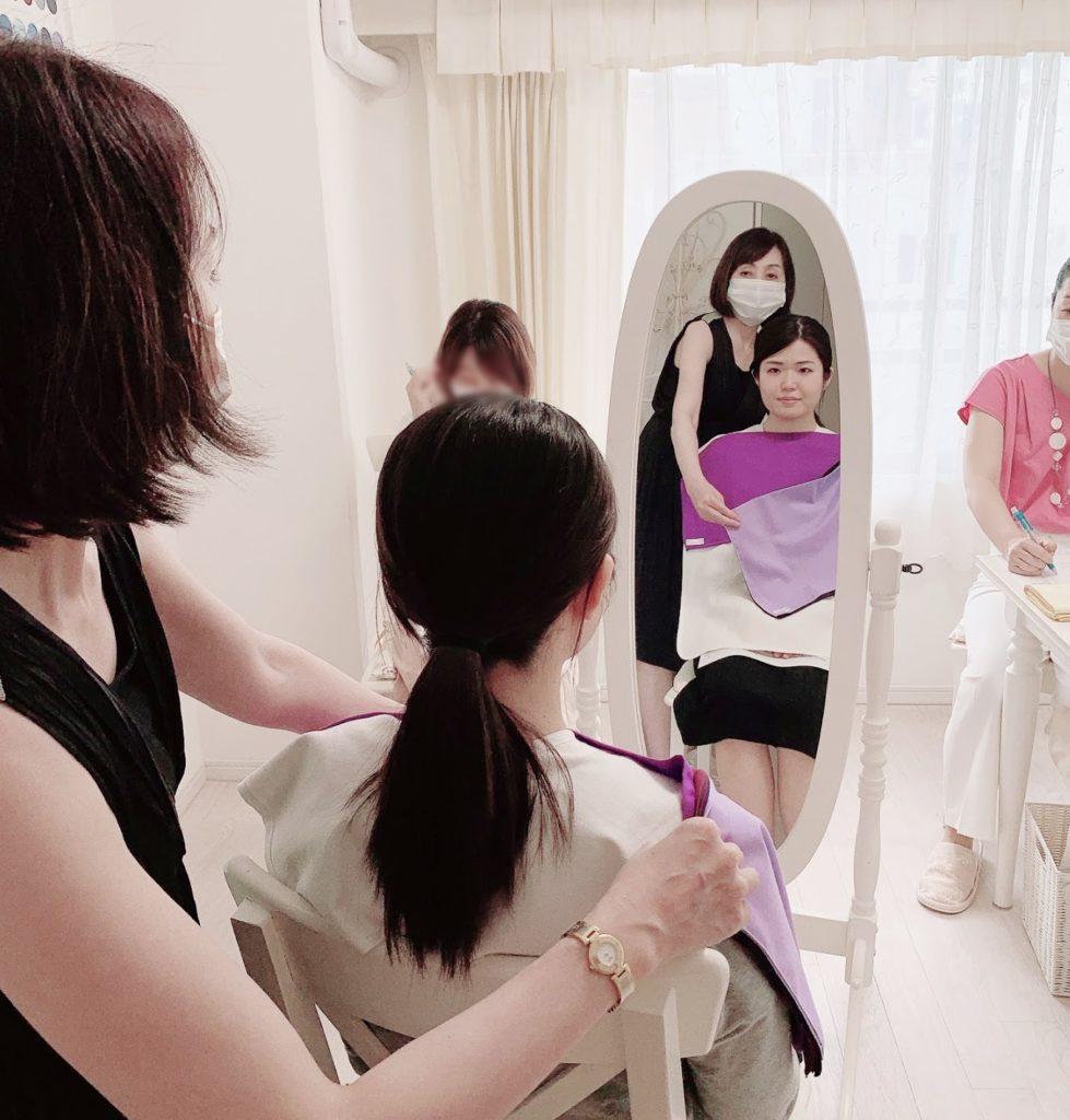 東京・青山のパーソナルカラーアナリスト養成&イメージコンサルタント養成講座ならサロン・ド・ルミエール 10タイプ分類が人気です