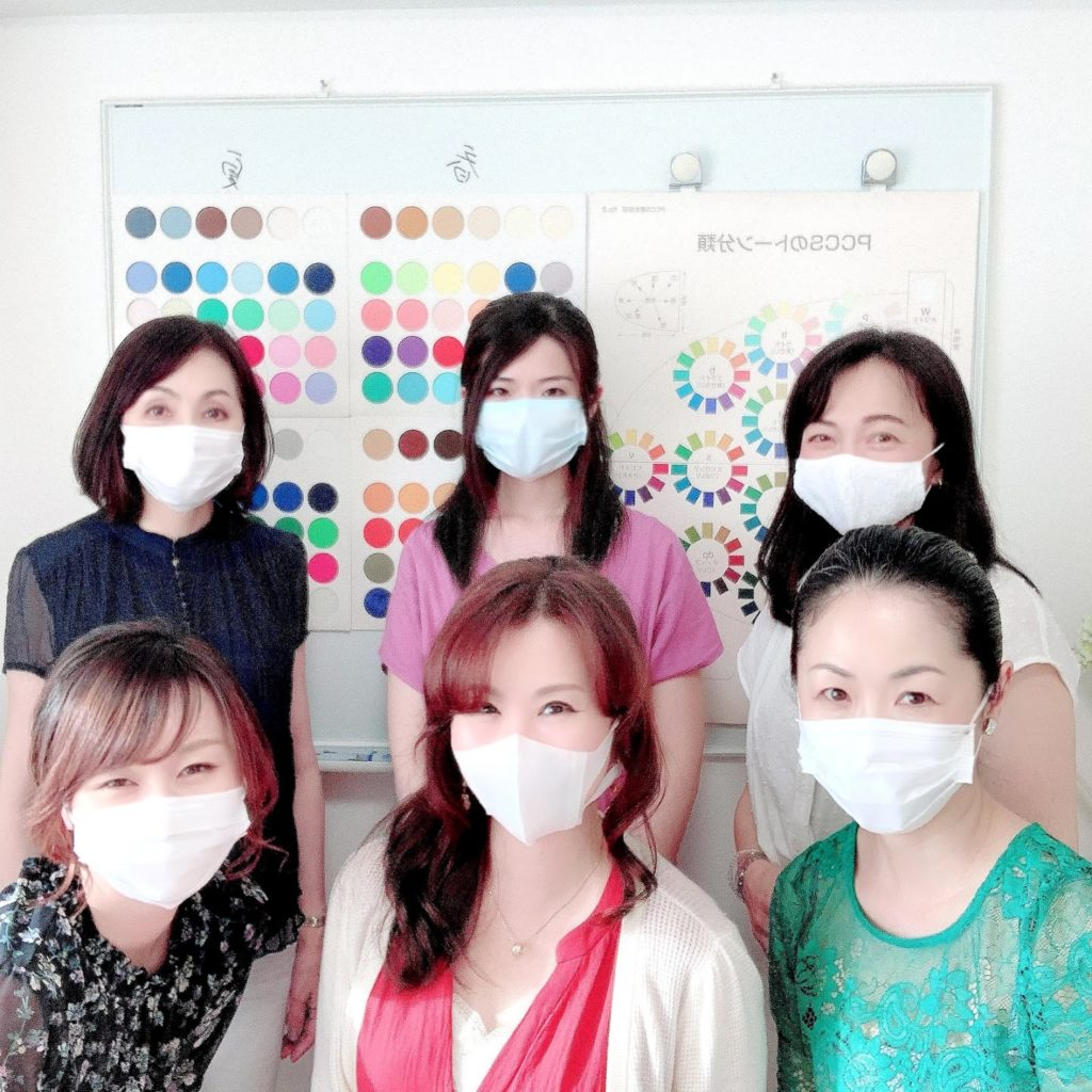 東京・青山のパーソナルカラー診断、メイクレッスン、骨格診断、顔診断なら海保麻里子のサロン・ド・ルミエール