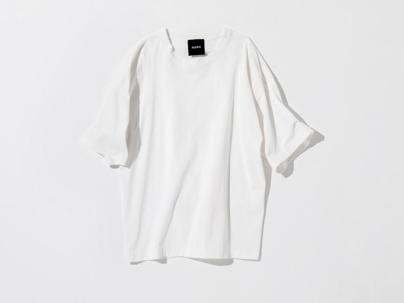 骨格診断ナチュラルタイプに似合うTシャツ