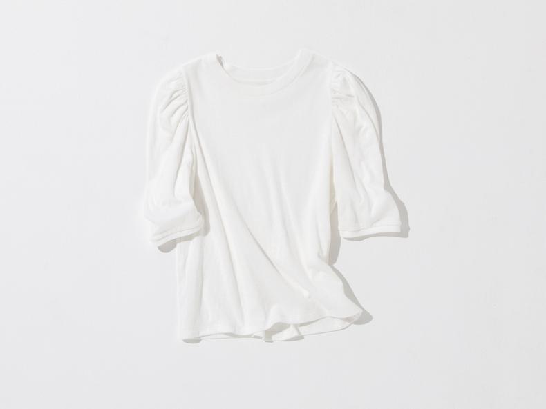 骨格診断ウェーブタイプの方に似合うTシャツ